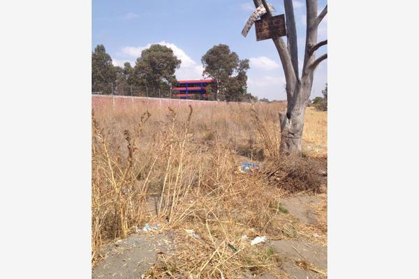 Foto de terreno habitacional en renta en lib aturo montiel rojas 0, la conchita, chalco, méxico, 9935331 No. 06