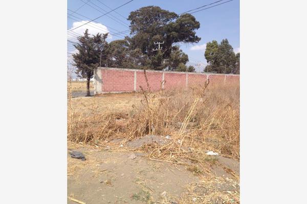 Foto de terreno habitacional en renta en lib aturo montiel rojas 0, la conchita, chalco, méxico, 9935331 No. 08