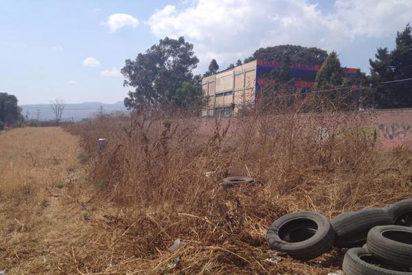 Foto de terreno habitacional en renta en lib aturo montiel rojas 0, la conchita, chalco, méxico, 9935331 No. 10