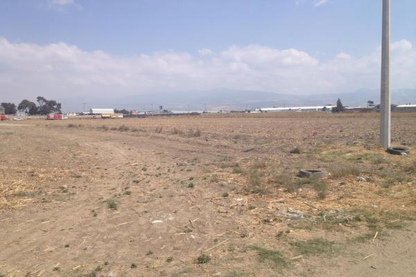 Foto de terreno habitacional en renta en lib aturo montiel rojas 0, la conchita, chalco, méxico, 9935331 No. 13