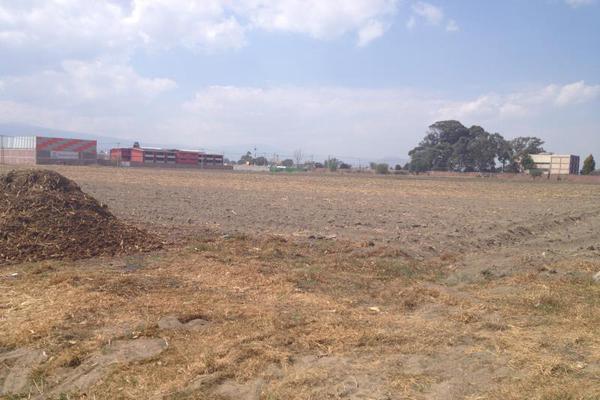 Foto de terreno habitacional en renta en lib aturo montiel rojas 0, la conchita, chalco, méxico, 9935331 No. 16