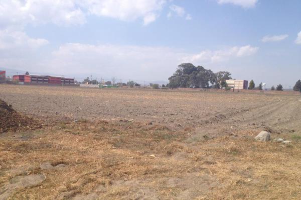 Foto de terreno habitacional en renta en lib aturo montiel rojas 0, la conchita, chalco, méxico, 9935331 No. 17