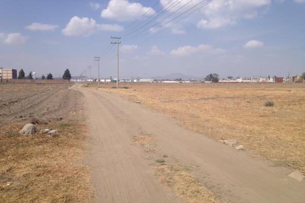 Foto de terreno habitacional en renta en lib aturo montiel rojas 0, la conchita, chalco, méxico, 9935331 No. 20
