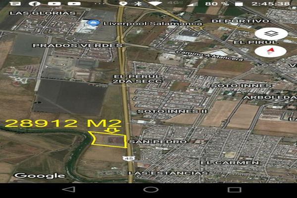 Foto de terreno comercial en venta en lib. de salamanca 13, 260, salamanca centro, salamanca, guanajuato, 0 No. 01