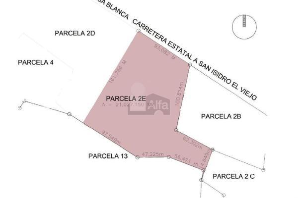 Foto de terreno habitacional en venta en lib. norponiente, santa rosa jáuregui, qro., mexico , el nabo, querétaro, querétaro, 5710033 No. 01