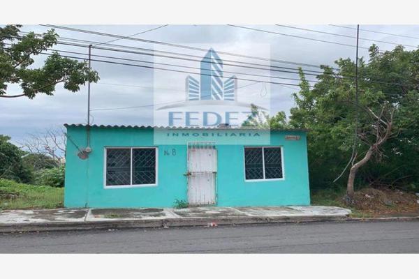 Foto de terreno habitacional en venta en libertad 2, lomas del mar, boca del río, veracruz de ignacio de la llave, 0 No. 01