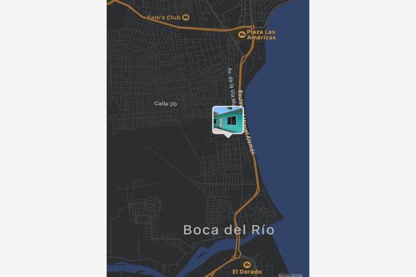 Foto de terreno habitacional en venta en libertad 2, lomas del mar, boca del río, veracruz de ignacio de la llave, 0 No. 05