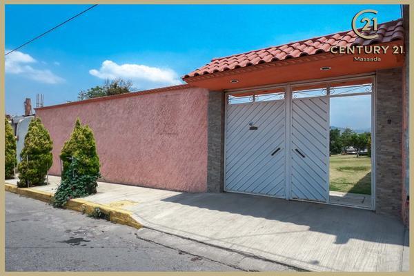 Foto de terreno habitacional en venta en libertad 34 , sector sacromonte, amecameca, méxico, 20136145 No. 02