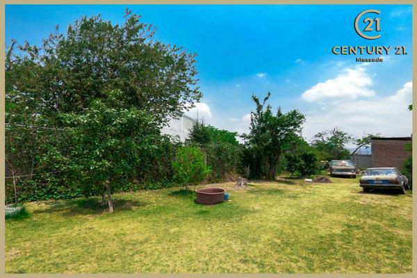 Foto de terreno habitacional en venta en libertad 34 , sector sacromonte, amecameca, méxico, 20136145 No. 04