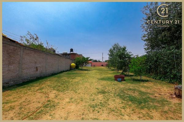 Foto de terreno habitacional en venta en libertad 34 , sector sacromonte, amecameca, méxico, 20136145 No. 08