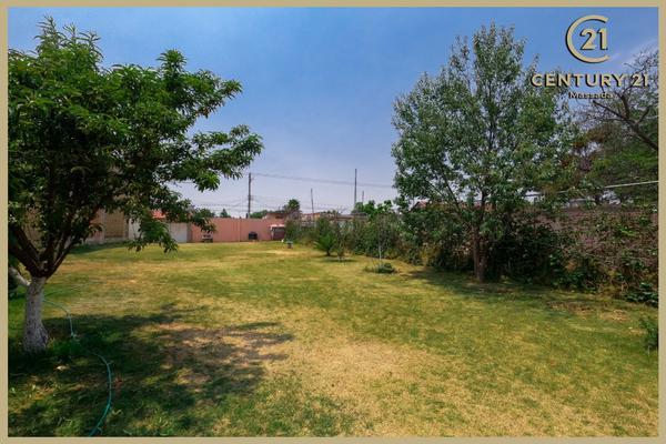 Foto de terreno habitacional en venta en libertad 34 , sector sacromonte, amecameca, méxico, 20136145 No. 09