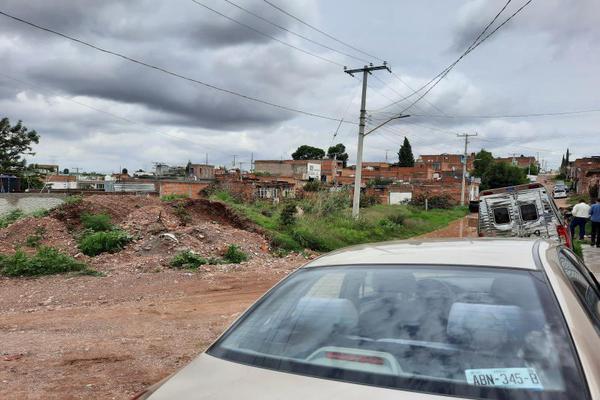 Foto de terreno habitacional en venta en  , libertad, aguascalientes, aguascalientes, 16808978 No. 02