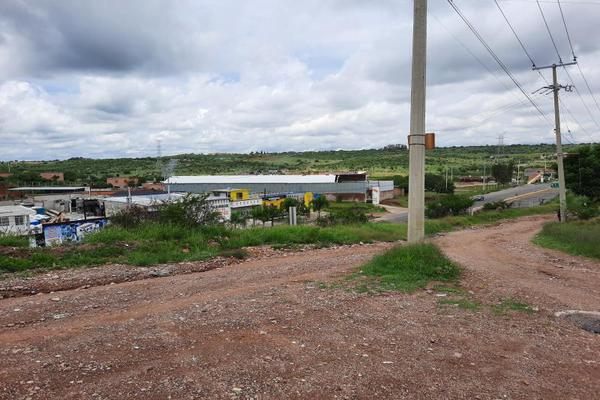 Foto de terreno habitacional en venta en  , libertad, aguascalientes, aguascalientes, 16808978 No. 03