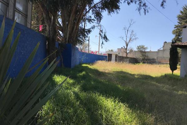 Foto de terreno habitacional en venta en libertad , san felipe tlalmimilolpan, toluca, méxico, 6190131 No. 02