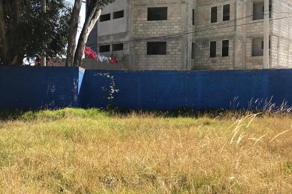Foto de terreno habitacional en venta en libertad , san felipe tlalmimilolpan, toluca, méxico, 6190131 No. 05