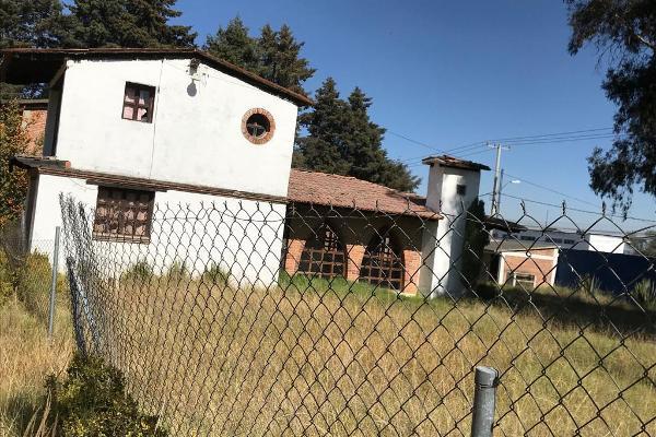 Foto de terreno habitacional en venta en libertad , san felipe tlalmimilolpan, toluca, méxico, 6190131 No. 10