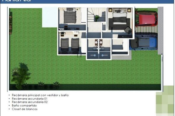 Foto de casa en venta en libertad , zimbrones, zinacantepec, méxico, 8866709 No. 15