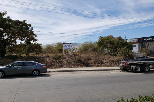 Foto de terreno comercial en venta en libramiento 2 , los conchis sección arrecifes, mazatlán, sinaloa, 18361408 No. 01