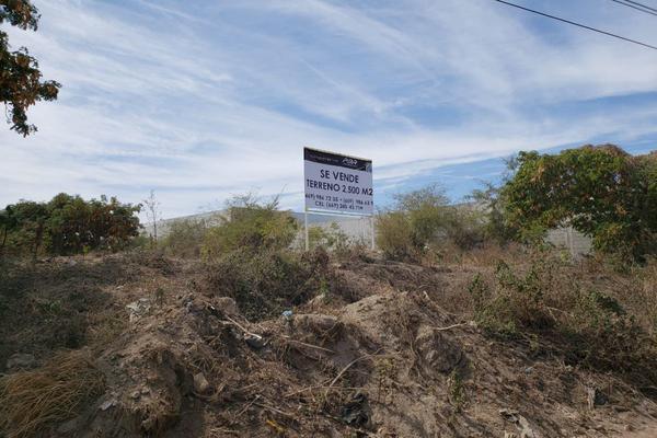 Foto de terreno comercial en venta en libramiento 2 , los conchis sección arrecifes, mazatlán, sinaloa, 18361408 No. 02