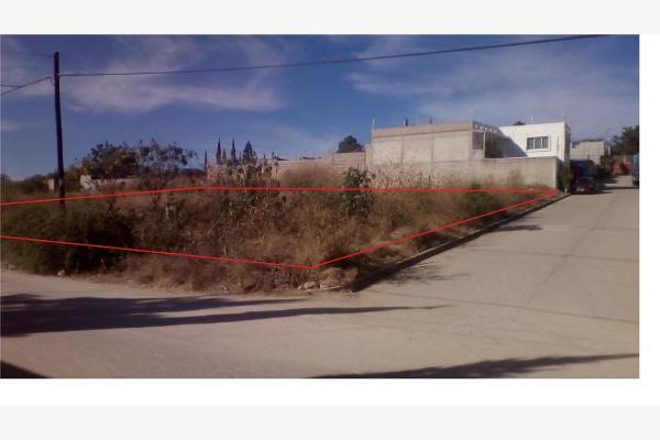 Foto de terreno habitacional en venta en libramiento 5, yahuiche, santa maría atzompa, oaxaca, 8852139 No. 01