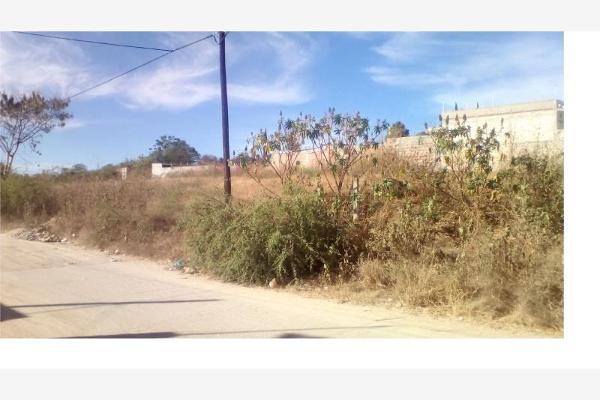 Foto de terreno habitacional en venta en libramiento 5, yahuiche, santa maría atzompa, oaxaca, 8852139 No. 02