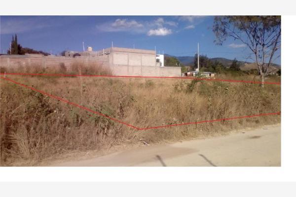 Foto de terreno habitacional en venta en libramiento 5, yahuiche, santa maría atzompa, oaxaca, 8852139 No. 03