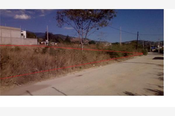 Foto de terreno habitacional en venta en libramiento 5, yahuiche, santa maría atzompa, oaxaca, 8852139 No. 04