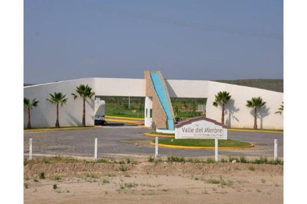 Foto de terreno habitacional en venta en libramiento a coahuila , ramos arizpe centro, ramos arizpe, coahuila de zaragoza, 7177856 No. 03