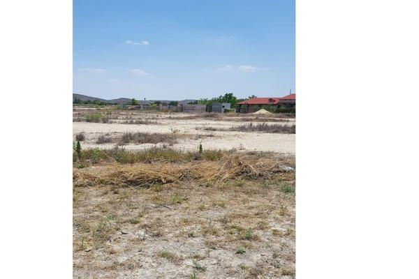 Foto de terreno habitacional en venta en libramiento a coahuila , ramos arizpe centro, ramos arizpe, coahuila de zaragoza, 7177856 No. 06