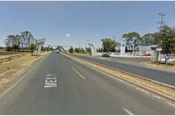 Foto de terreno comercial en venta en libramiento , cruz de dendho, jilotepec, méxico, 4236990 No. 01