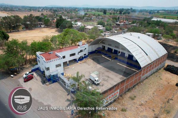 Foto de bodega en renta en libramiento cuautla , trincheras, cuautla, morelos, 19747564 No. 04