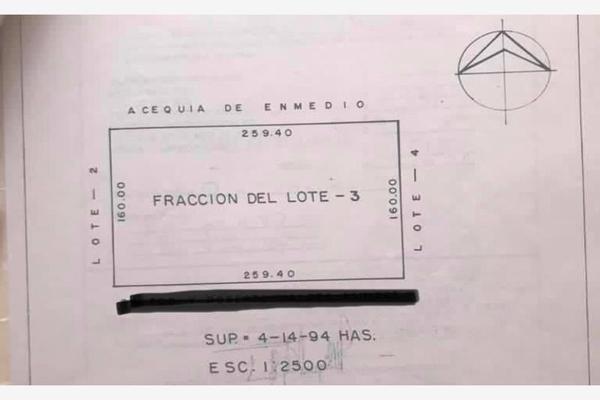 Foto de terreno habitacional en venta en libramiento lopez portillo 001, adolfo lopez mateos, saltillo, coahuila de zaragoza, 19397251 No. 01