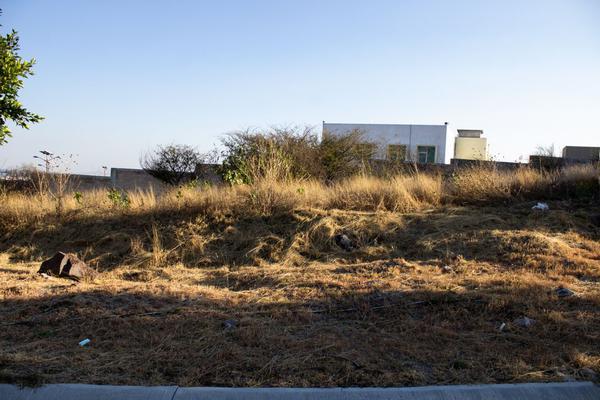 Foto de terreno habitacional en venta en libramiento nor poniente , real de juriquilla (diamante), querétaro, querétaro, 7148407 No. 01