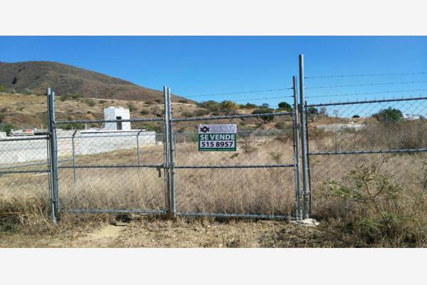 Foto de terreno habitacional en venta en libramiento norte 0, san felipe del agua 1, oaxaca de juárez, oaxaca, 7481364 No. 01