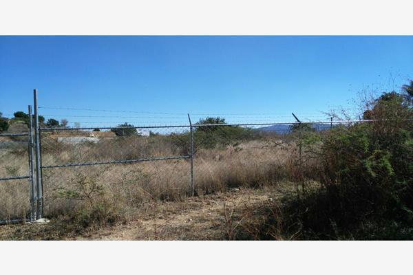 Foto de terreno habitacional en venta en libramiento norte 0, san felipe del agua 1, oaxaca de juárez, oaxaca, 7481364 No. 04
