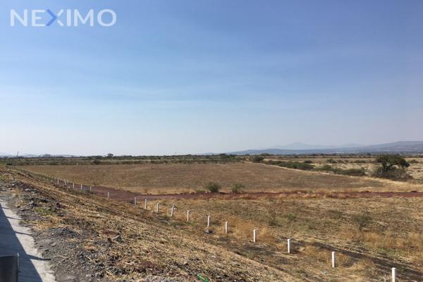 Foto de terreno industrial en venta en libramiento palmillas- apaseo , 10 de abril, querétaro, querétaro, 7485509 No. 01