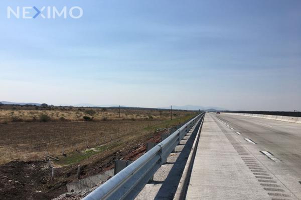 Foto de terreno industrial en venta en libramiento palmillas- apaseo , 10 de abril, querétaro, querétaro, 7485509 No. 03