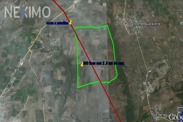 Foto de terreno industrial en venta en libramiento palmillas- apaseo , 10 de abril, querétaro, querétaro, 7485509 No. 05