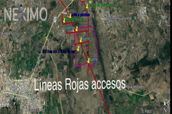 Foto de terreno industrial en venta en libramiento palmillas- apaseo , 10 de abril, querétaro, querétaro, 7485509 No. 08