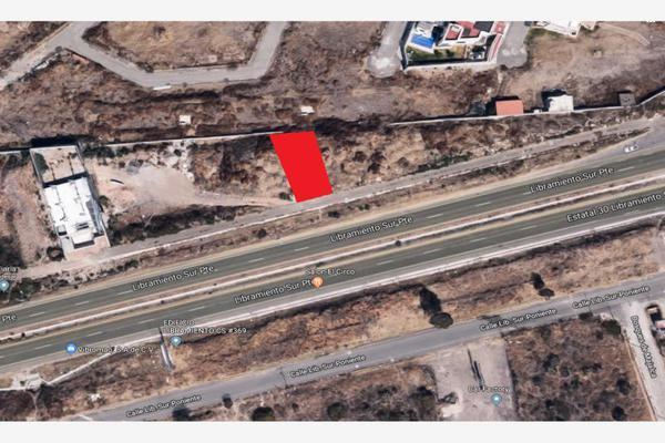 Foto de terreno comercial en renta en libramiento sur poniente 1, huertas del cimatario, querétaro, querétaro, 6427371 No. 01