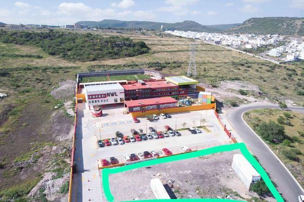 Foto de terreno comercial en renta en libramiento sur poniente kilometro 7 , la negreta, corregidora, querétaro, 19513068 No. 01