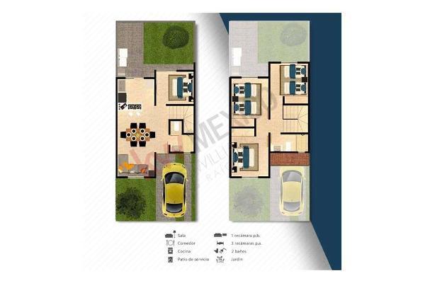 Foto de casa en venta en libramiento sur poniente , santuarios del cerrito, corregidora, querétaro, 13329379 No. 03