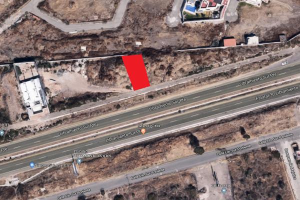 Foto de terreno comercial en renta en libramiento sur-poniente , huertas del cimatario, querétaro, querétaro, 8230735 No. 01