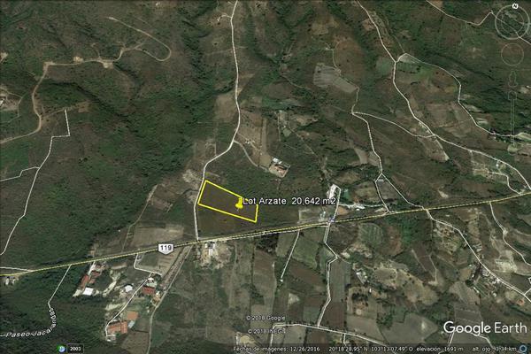 Foto de terreno habitacional en venta en libramiento-guadalajara-ajijic , san antonio tlayacapan, chapala, jalisco, 15167360 No. 04
