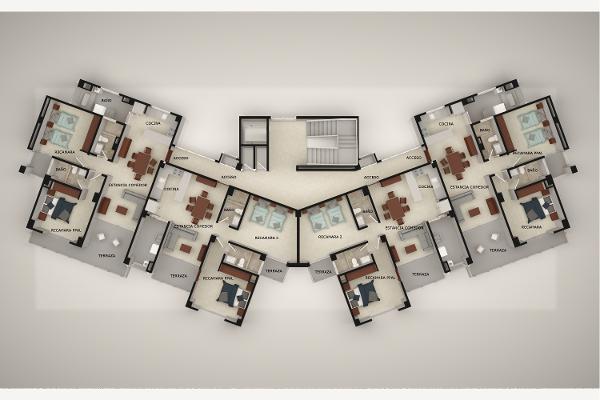 Foto de casa en venta en lienzo charro , popotla, playas de rosarito, baja california, 8868094 No. 04