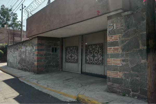 Foto de terreno habitacional en venta en limantitla 31, santa úrsula xitla, tlalpan, df / cdmx, 0 No. 03
