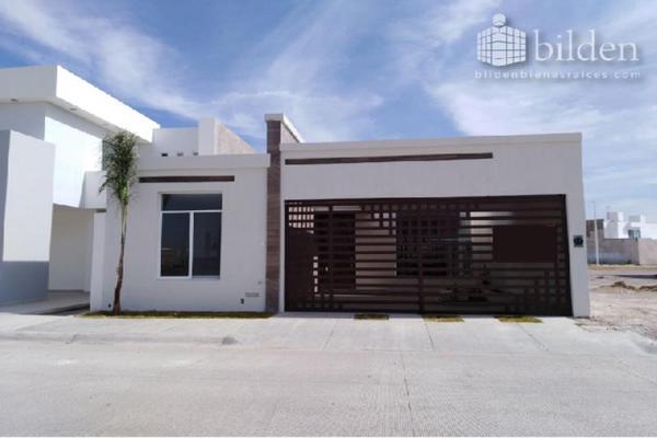 Foto de casa en venta en linda vista 100, fraccionamiento campestre residencial navíos, durango, durango, 10127571 No. 01