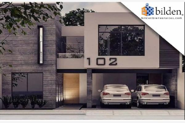 Foto de casa en venta en linda vista 100, fraccionamiento campestre residencial navíos, durango, durango, 10175751 No. 01