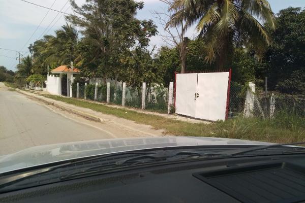 Foto de terreno comercial en venta en  , lindavista, pueblo viejo, veracruz de ignacio de la llave, 3141325 No. 04