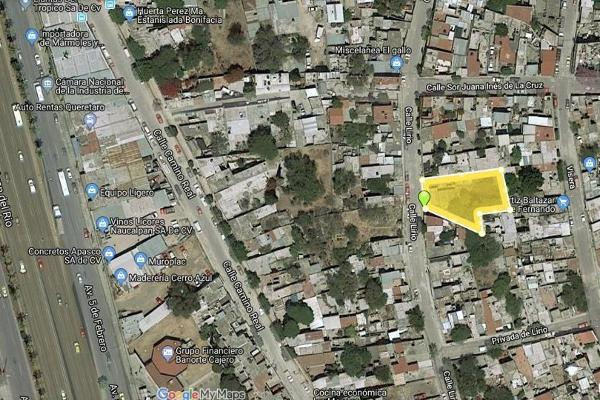 Foto de terreno habitacional en venta en lirio , san pablo, querétaro, querétaro, 14033570 No. 02